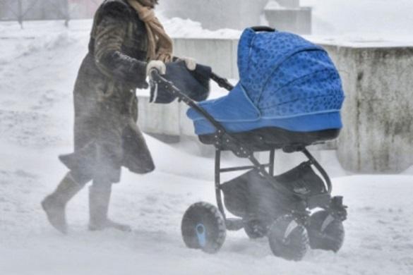П`яна жінка на Черкащині покинула 10-місячну дитину на холоді