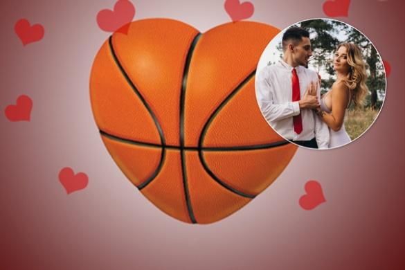 Серця навколо баскетболу: черкаські спортсмени розповіли про кохання