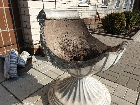 У Черкасах вандали пошкодили майно водоканалу (ФОТО)