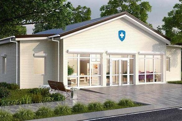 У селі на Черкащині показали новозбудовану амбулаторію (ФОТО)