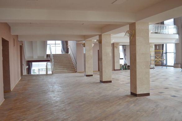 Стало відомо, на якому етапі перебуває реконструкція черкаського театру (ФОТО)