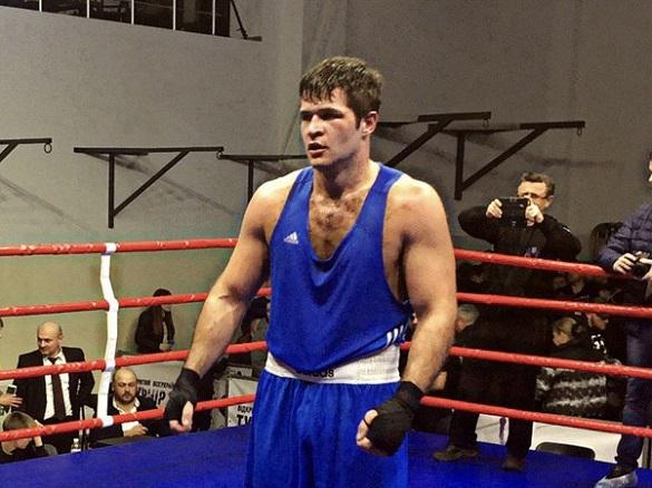 Черкащанин виграв усеукраїнський турнір з боксу (ФОТО)