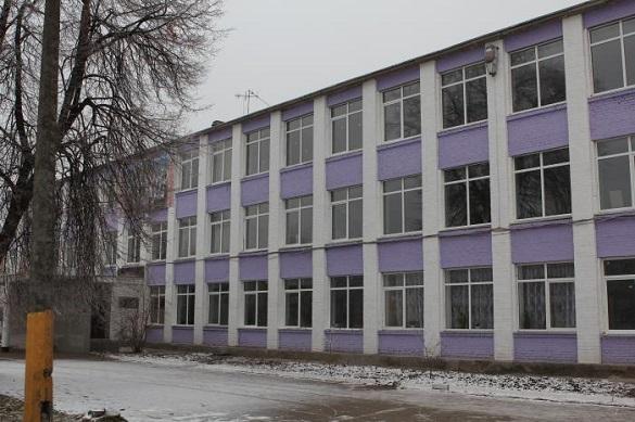 Черкасці просять в одній із шкіл відремонтувати кабінет