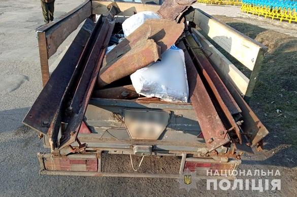 На Черкащині чоловік здійснював незаконну закупівлю металобрухту (ФОТО)