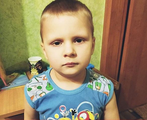 Маленький хлопчик на Черкащині потребує термінової допомоги небайдужих