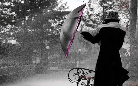 Черкаські синоптики прогнозують дощі з вітром