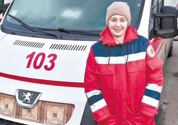 Фельдшерка на Черкащині без потрібного обладнання реанімувала чоловіка (ФОТО)