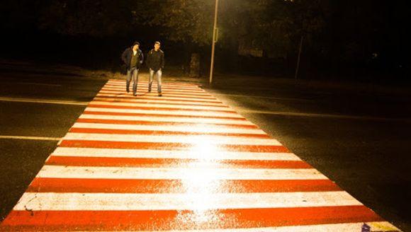 У Черкасах більше 30-ти пішохідних переходів матимуть додаткове освітлення (ПЕРЕЛІК)