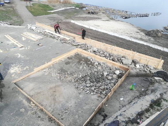 На Черкащині розпочали реконструкцію набережної (ФОТО)