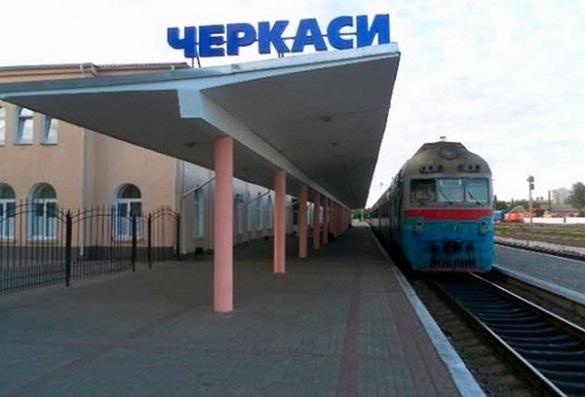 На пероні залізничного вокзалу в Черкасах сталося вбивство