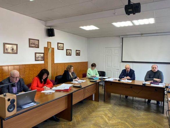 Майже п'ять мільйонів спрямували черкаські депутати на заходи безпеки від коронавірусу