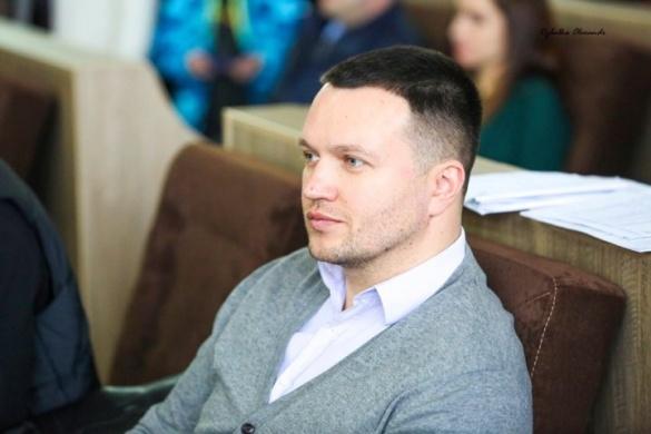 Депутат попросив на сесії Черкаської міськради увести