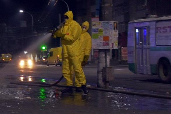 У Черкасах будуть проводити дезінфекцію міста