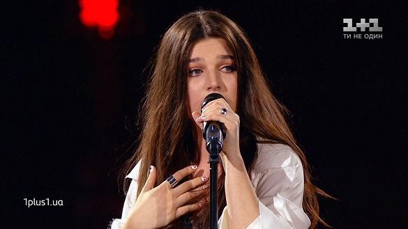 Пісню відомого співака з Черкащини у новому форматі виконала учасниця одного з телешоу (ВІДЕО)