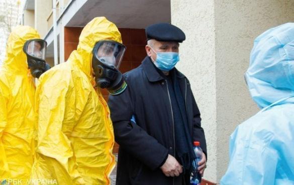 На Черкащині встановили осіб, з якими контактували хворі на коронавірус
