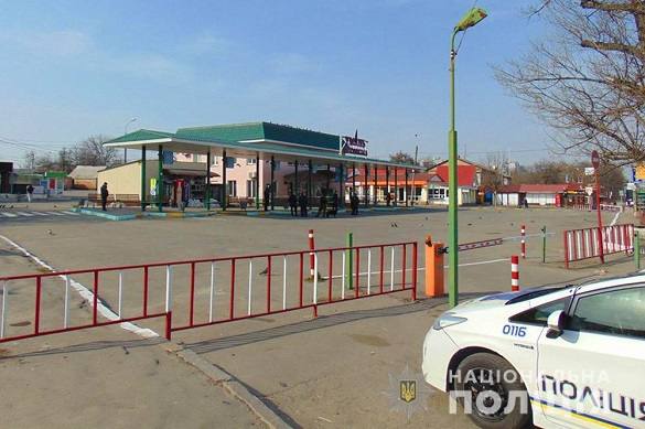 Автовокзал на Черкащині замінували (ВІДЕО)
