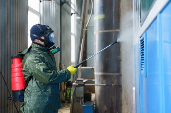 Для дезінфекції міста Черкаський водоканал виготовив сто тисяч літрів розчину