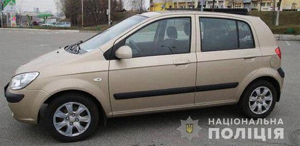 Черкащанин викрав автомобіль та продав його в сусідню область (ФОТО)