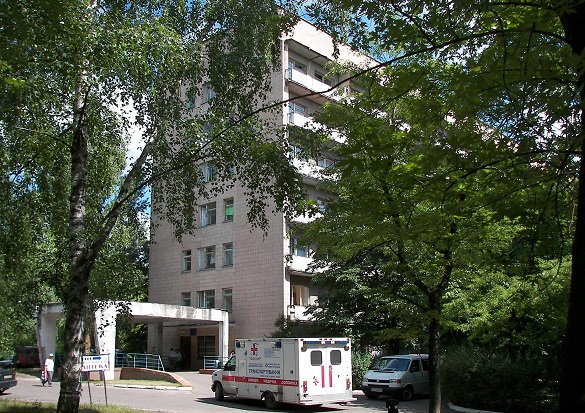 У Третій міській лікарні Черкас виявили хворого на коронавірус