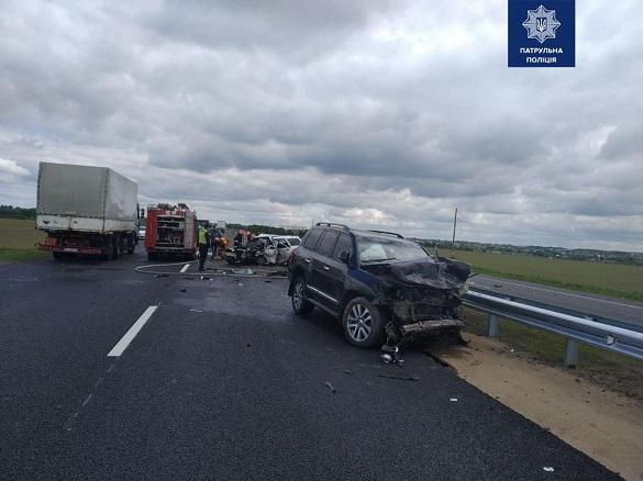 Стали відомі подробиці жахливої автокатастрофи на трасі Київ - Одеса (ФОТО)