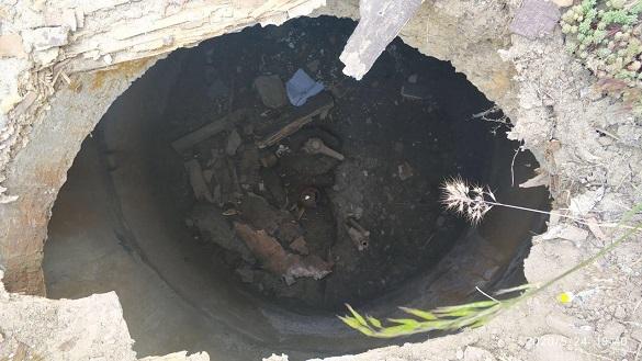 У мережу виклали відео каналізаційної ями, в яку потрапив 4-річний хлопчик