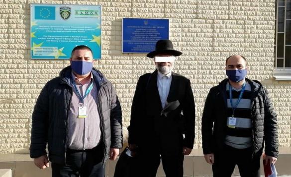 Із Черкаської області депортували росіянина