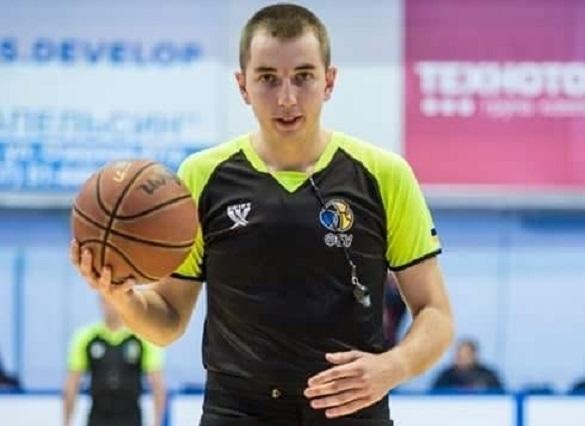 Черкащанин увійшов десятку найкращих баскетбольних арбітрів сезону в Україні (ФОТО)