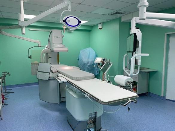 Черкаській обласній лікарні придбали ангіограф (ФОТО)