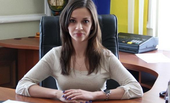 В управлінні інспектування Черкаської міської ради нова посадовиця