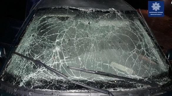 Показував другу вибухівку: двоє чоловіків у Черкасах підірвалися в автомобілі (ФОТО)