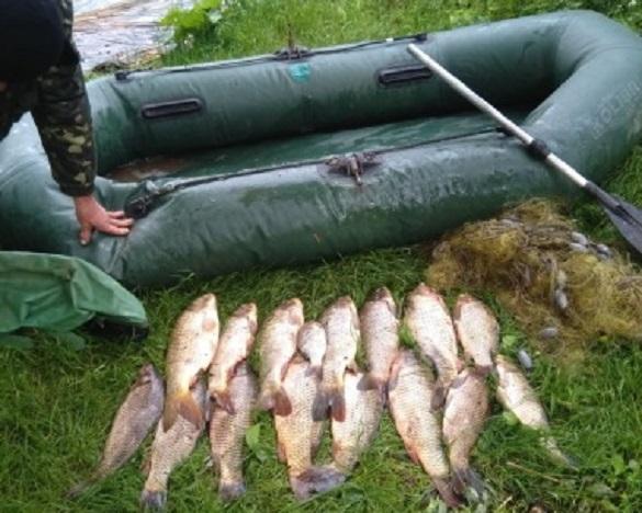 На Черкащині виявили браконьєра (ФОТО)