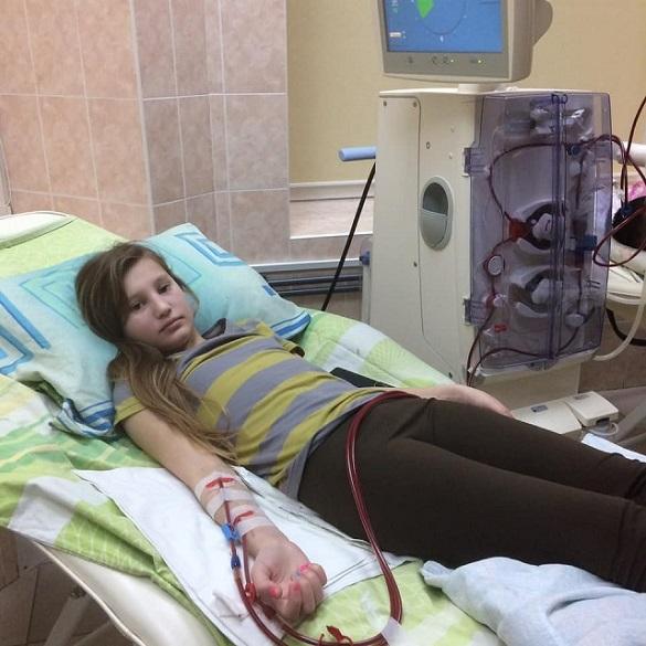 На Черкащині збирають кошти, щоб допомогти хворій дівчинці (ФОТО)