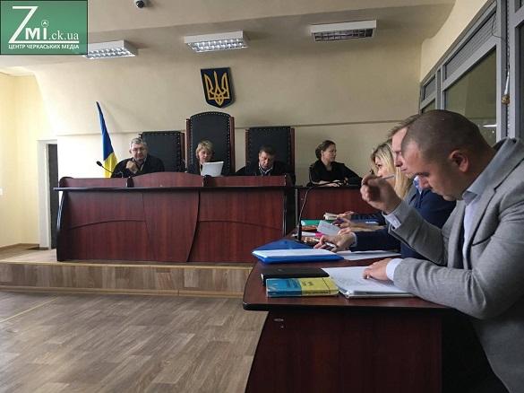 Суддя Соснівського районного суду Черкас пішла на заслужений відпочинок