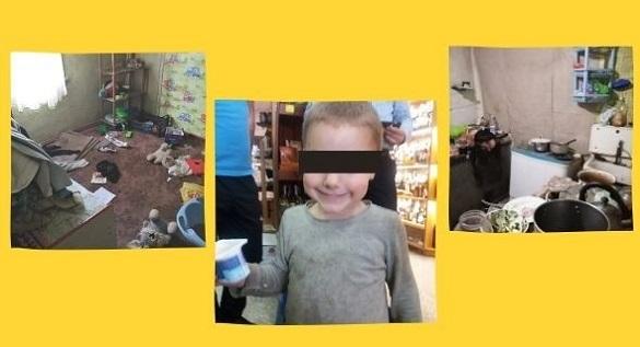 В супермаркеті на Черкащині гуляв 4-річний хлопчик без нагляду батьків (ФОТО)