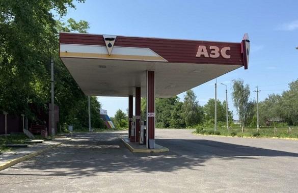 Нелегальну АЗС виявили податківці на Черкащині