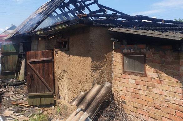 За добу на Черкащині виникло 4 пожежі (ФОТО)