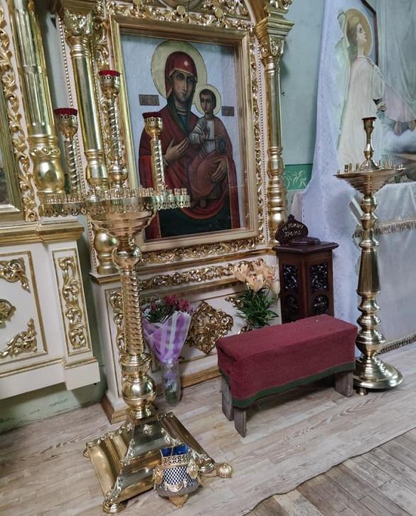 Храм на Черкащині пограбували (ФОТО)