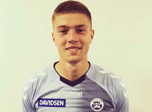 Черкащанин став вдруге володарем Кубку Данії