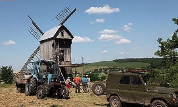 Унікальний дерев'яний млин хочуть відновити на Черкащині
