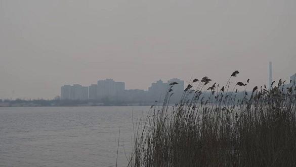Стала відома причина димки в Черкасах, яка заполонила вулиці