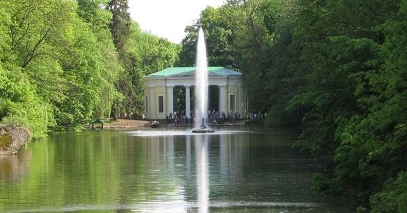 Уряд виділить кошти для повної реконструкції парку на Черкащині