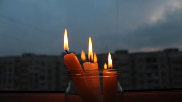 Через негоду населені пункти на Черкащині без світла