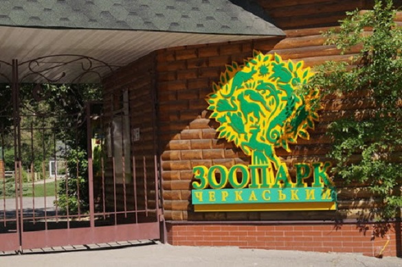 Скоро в черкаському зоопарку реконструюють головний вхід та озеро