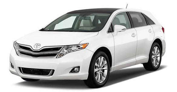 У Черкасах викрали автомобіль Toyota Venza