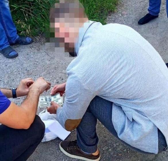 У Черкасах СБУ викрила на хабарі заступника начальника Управління патрульної поліції (ФОТО)
