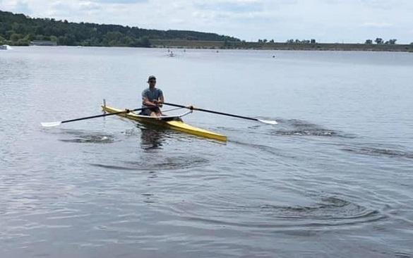 Переможців відкритого чемпіонату Черкащини з веслування визначили на Черкащині