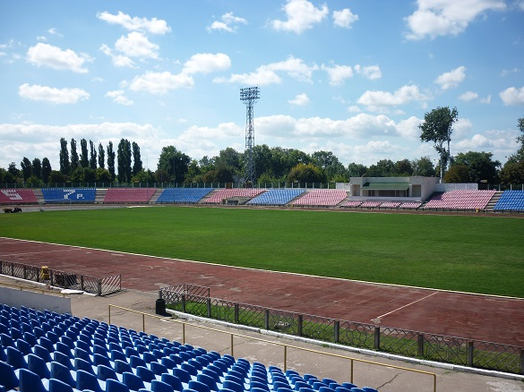 Черкаському стадіону призначили 3 категорію