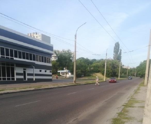 Черкасці просять облаштувати пішохідний перехід на одній з вулиць міста