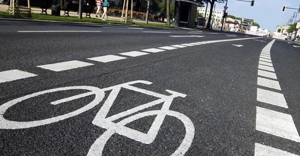 Чому в Черкасах вулиці не обладнають велодоріжками?