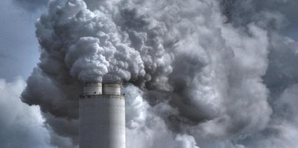 Рівень забруднення повітря у Черкасах підвищений